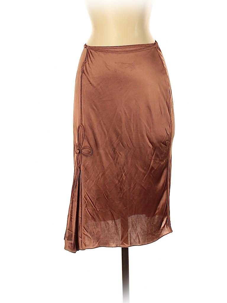 Yves Saint Laurent Rive Gauche Women Casual Skirt Size S
