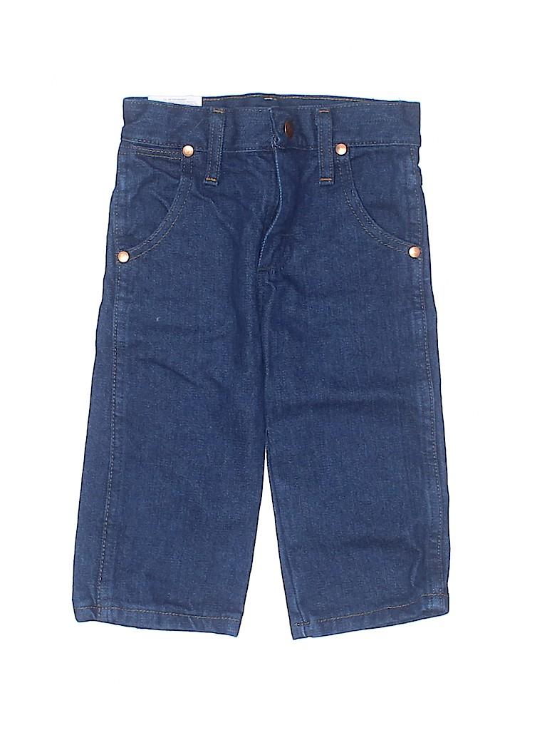 Wrangler Jeans Co Boys Jeans Size 12 mo