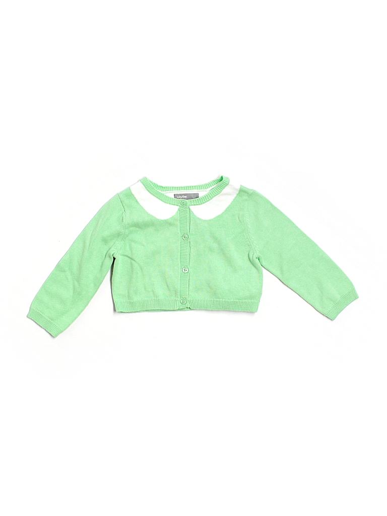 Baby Gap Girls Cardigan Size 6-12 mo