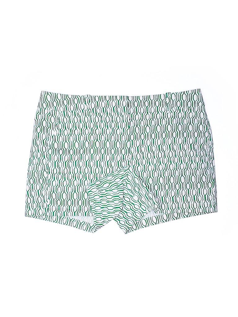 Ann Taylor Women Khaki Shorts Size 14