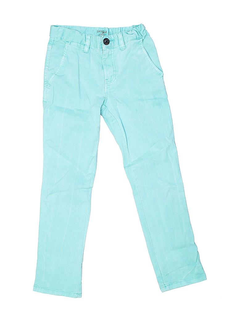 Cat & Jack Girls Khakis Size 8