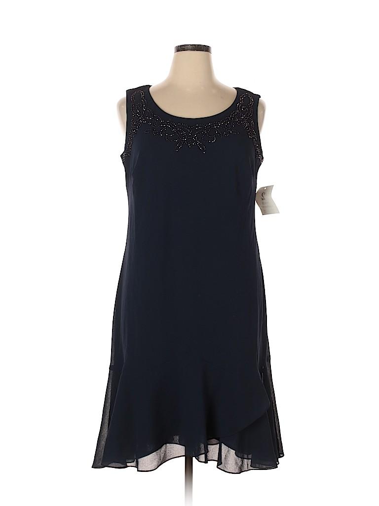 R&M Richards Women Casual Dress Size 16