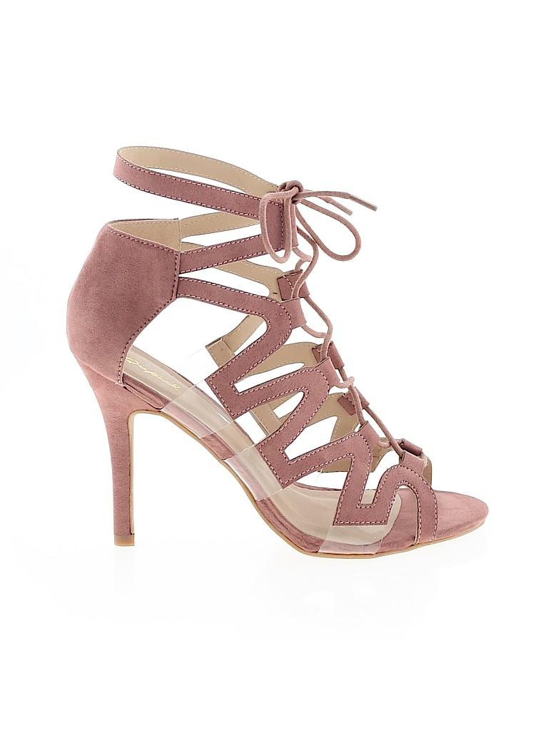 Qupid Women Heels Size 7 1/2