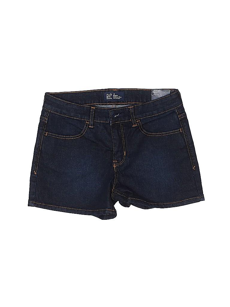 Gap Girls Denim Shorts Size 12