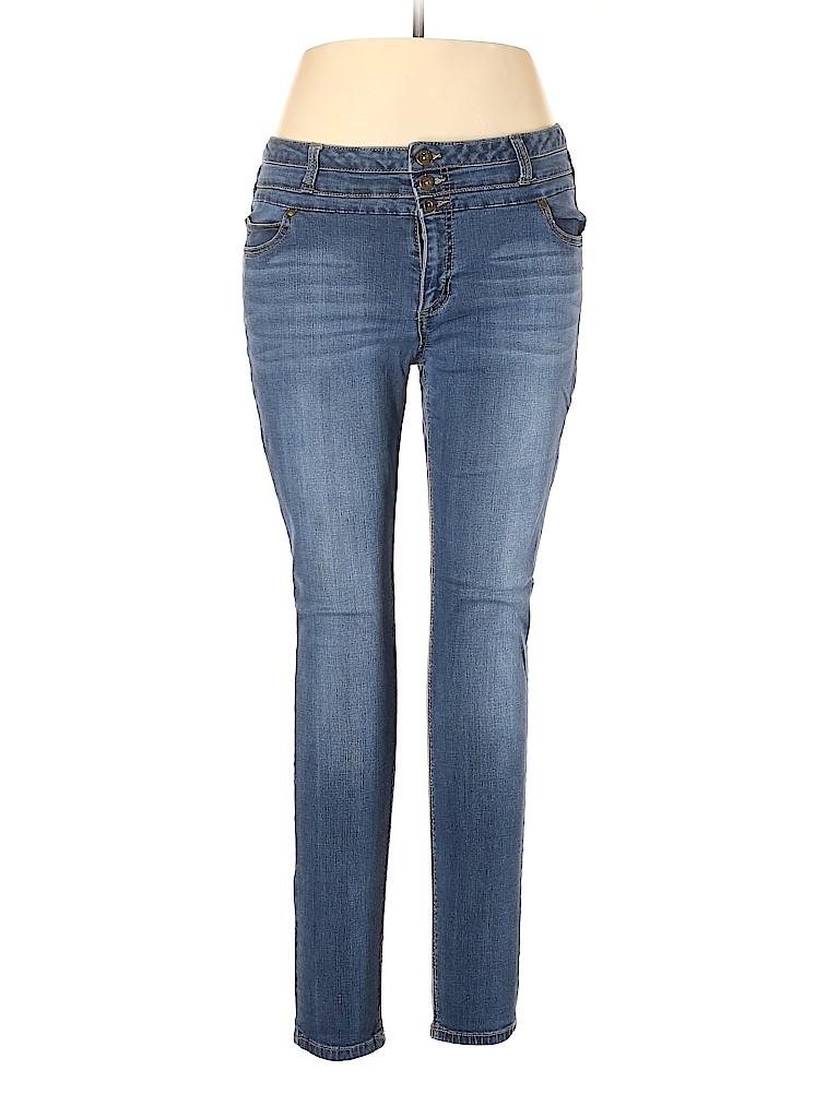 BLUE SPICE Women Jeans Size 15