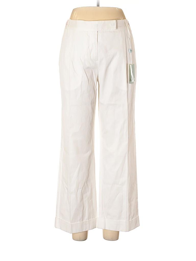 Paul Smith Women Khakis Size 48 (IT)