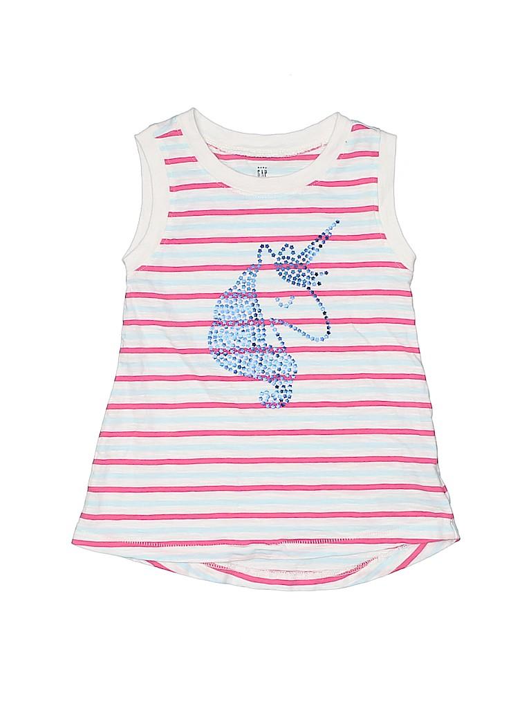 Baby Gap Girls Tank Top Size 4