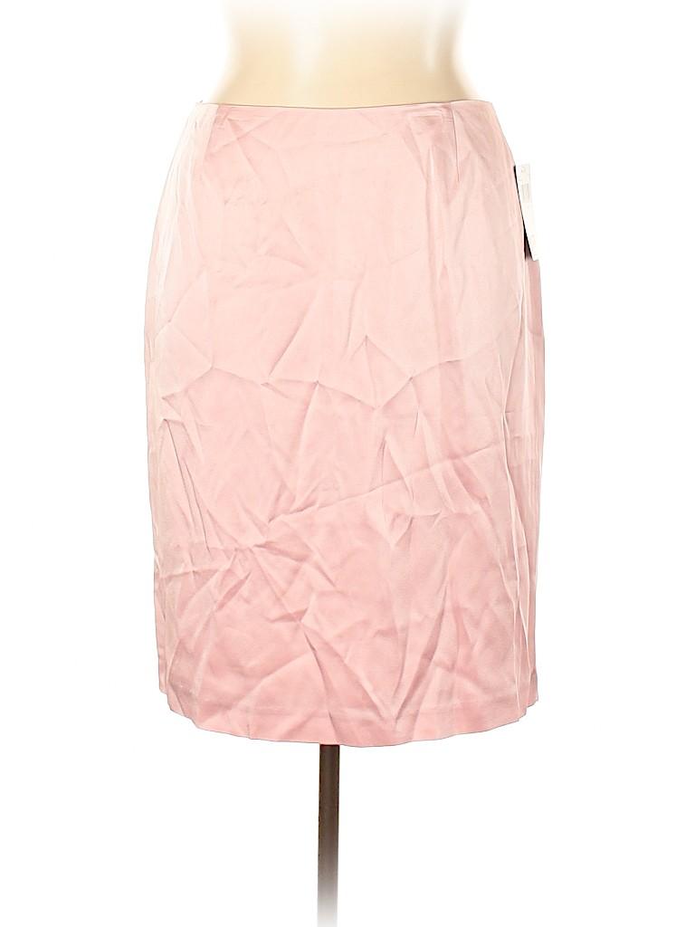 Dana Buchman Women Formal Skirt Size 16