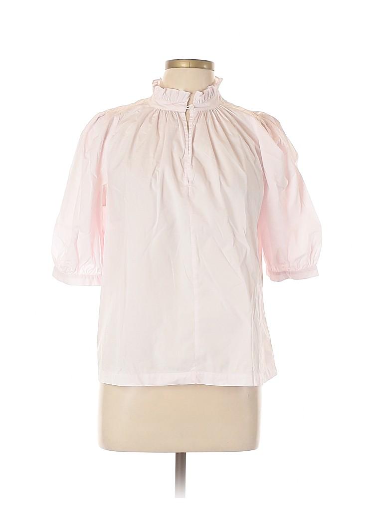 Rebecca Taylor Women 3/4 Sleeve Blouse Size 12