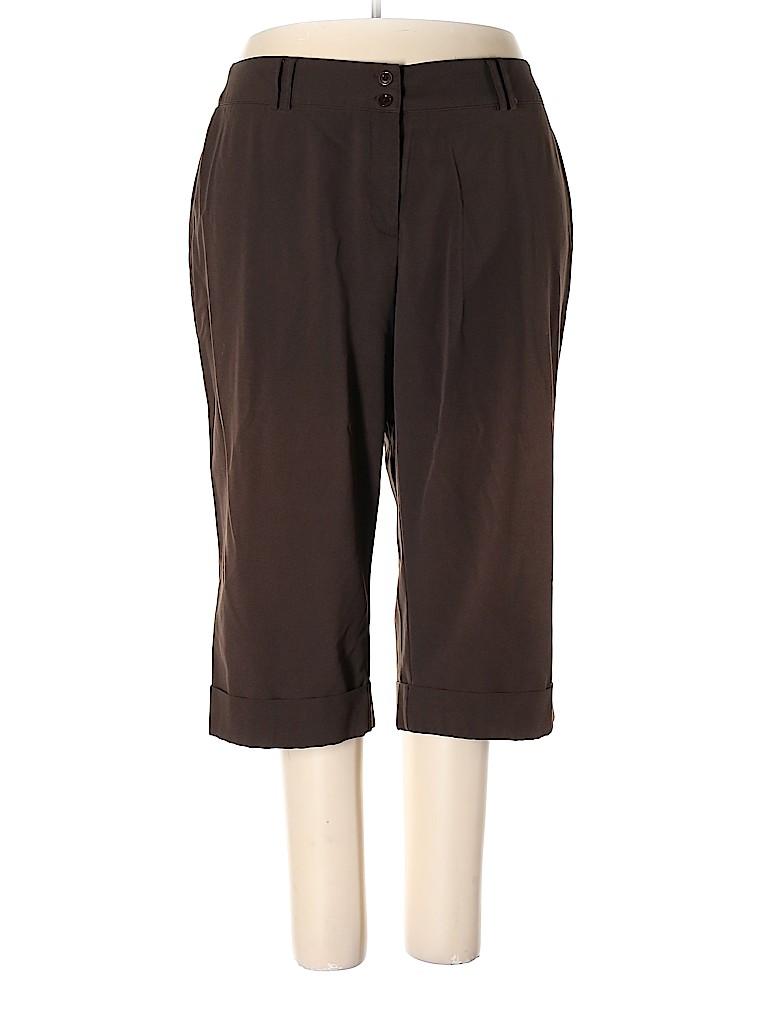 Counterparts Women Dress Pants Size 20 (Plus)