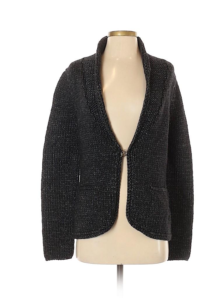 Michael Kors Women Wool Cardigan Size S