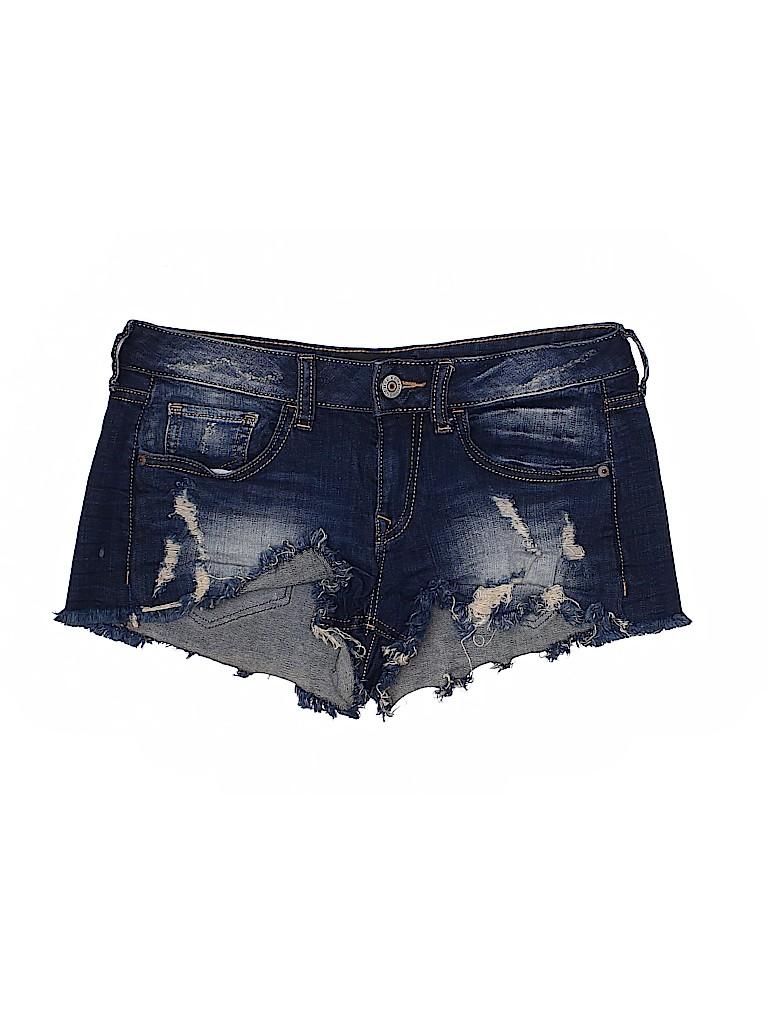 Express Jeans Women Denim Shorts Size 4