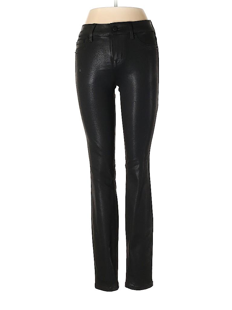 Level 99 Women Faux Leather Pants Size 2