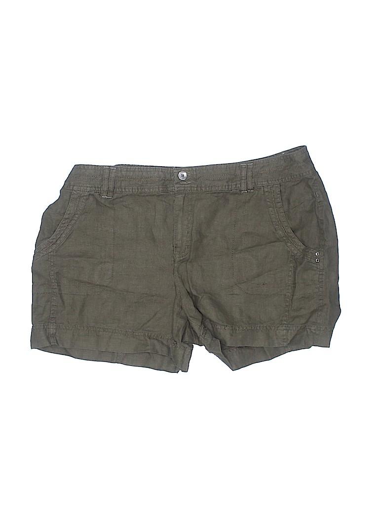 INC International Concepts Women Shorts Size 14