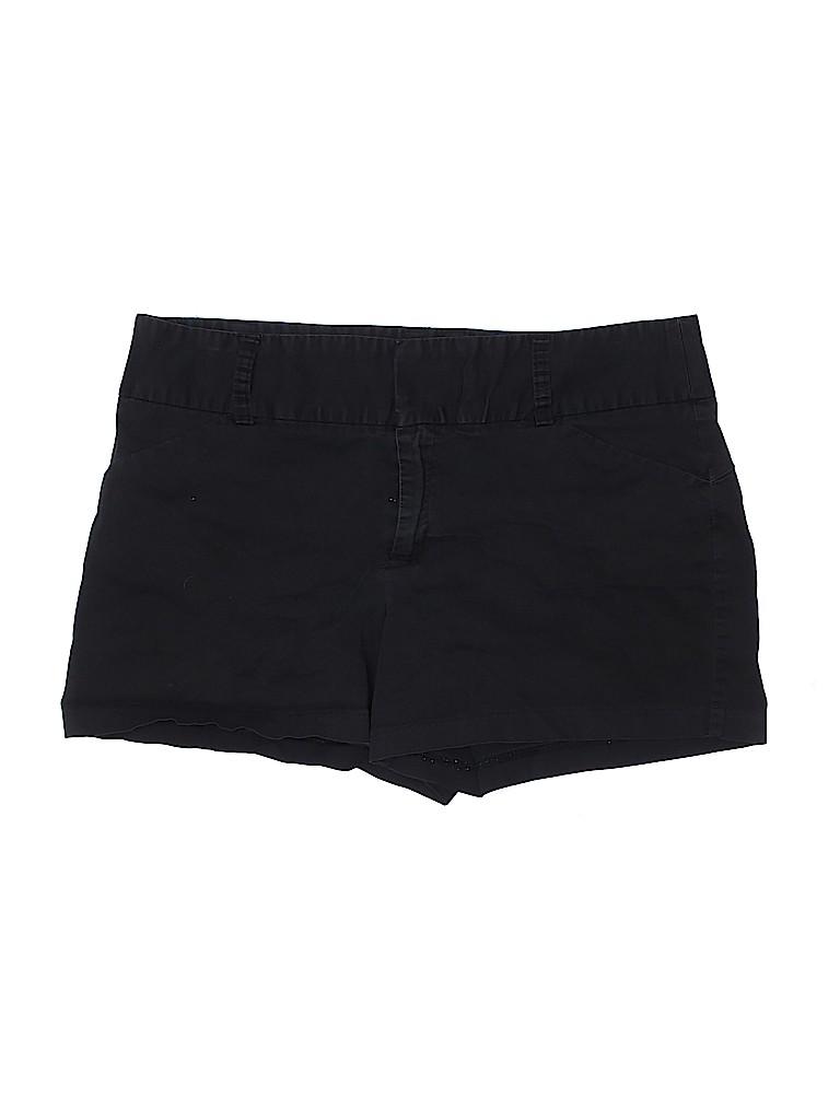 Daisy Fuentes Women Khaki Shorts Size 14