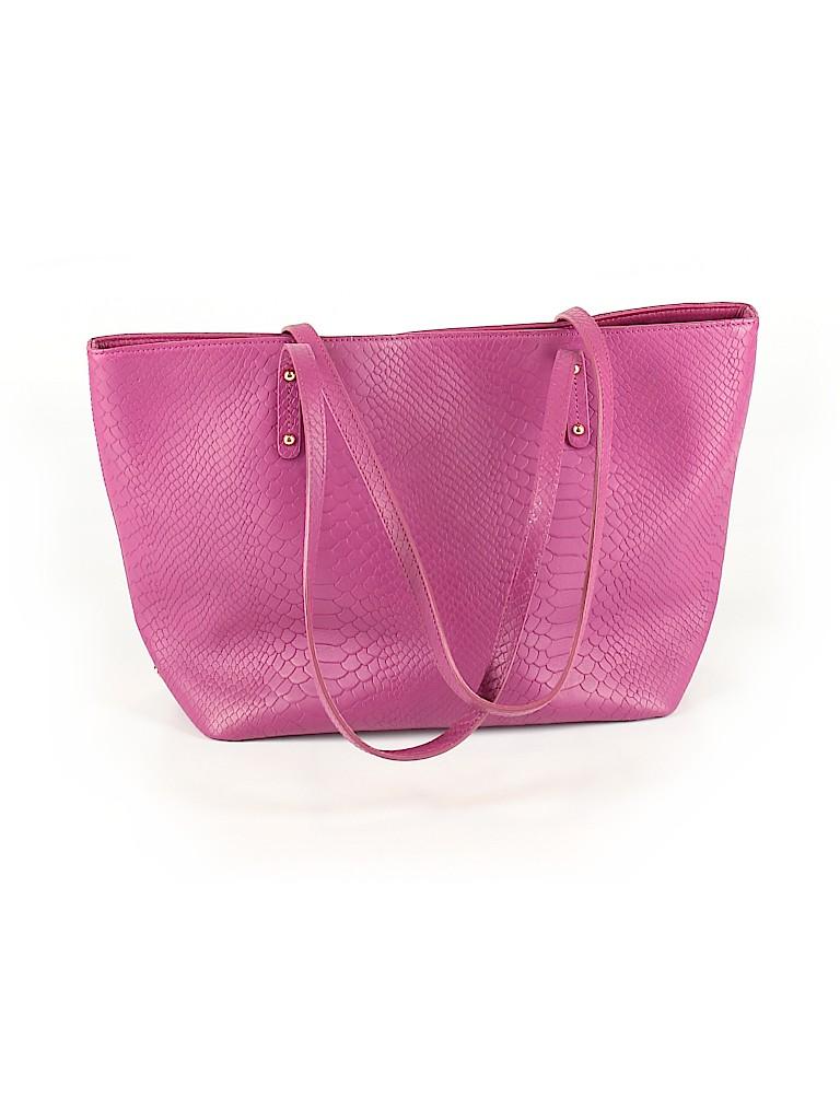 GiGi New York Women Leather Tote One Size