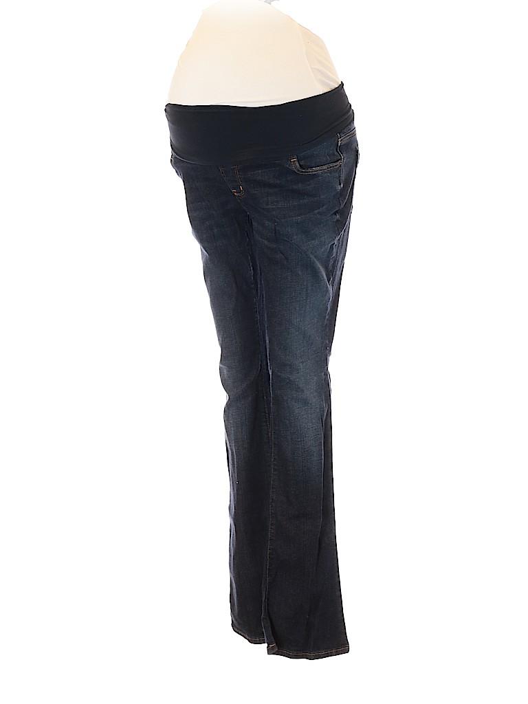 A Pea in the Pod Women Jeans 30 Waist (Maternity)
