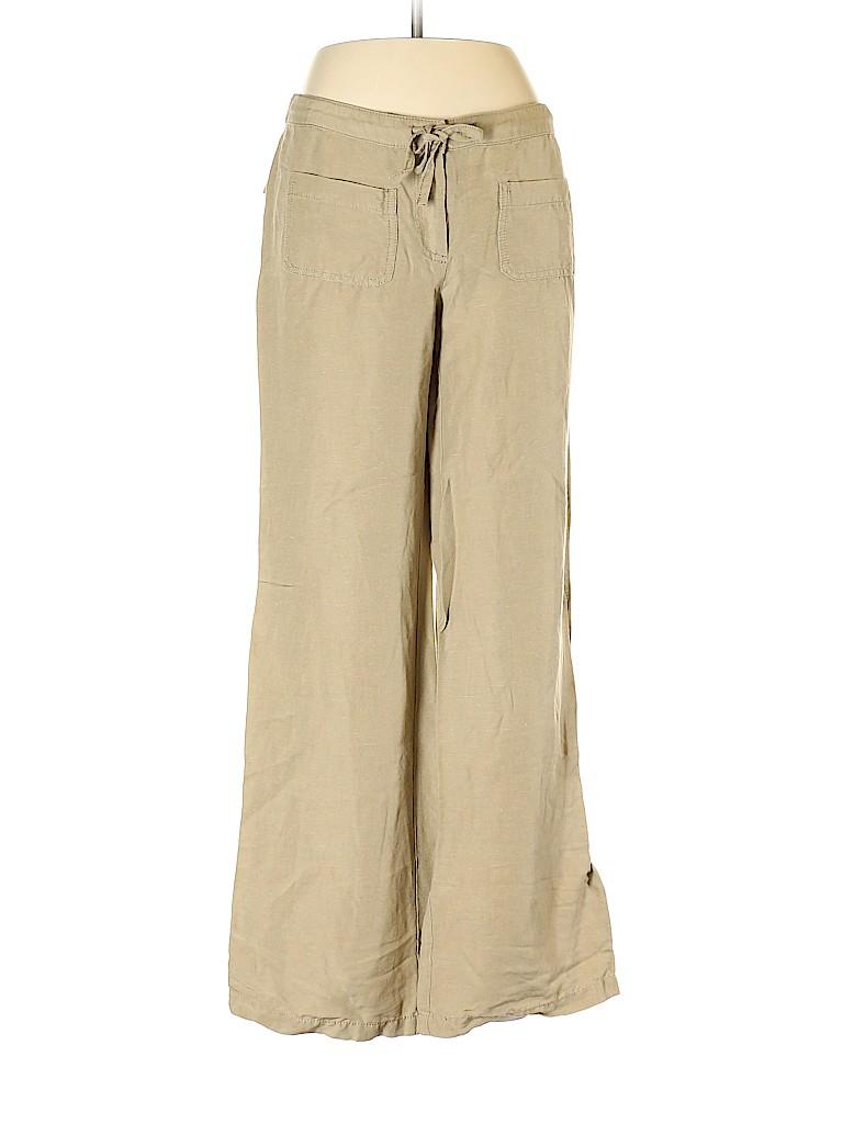 MICHAEL Michael Kors Women Linen Pants Size 8