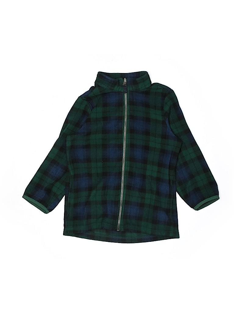 Carter's Girls Fleece Jacket Size 5 - 6