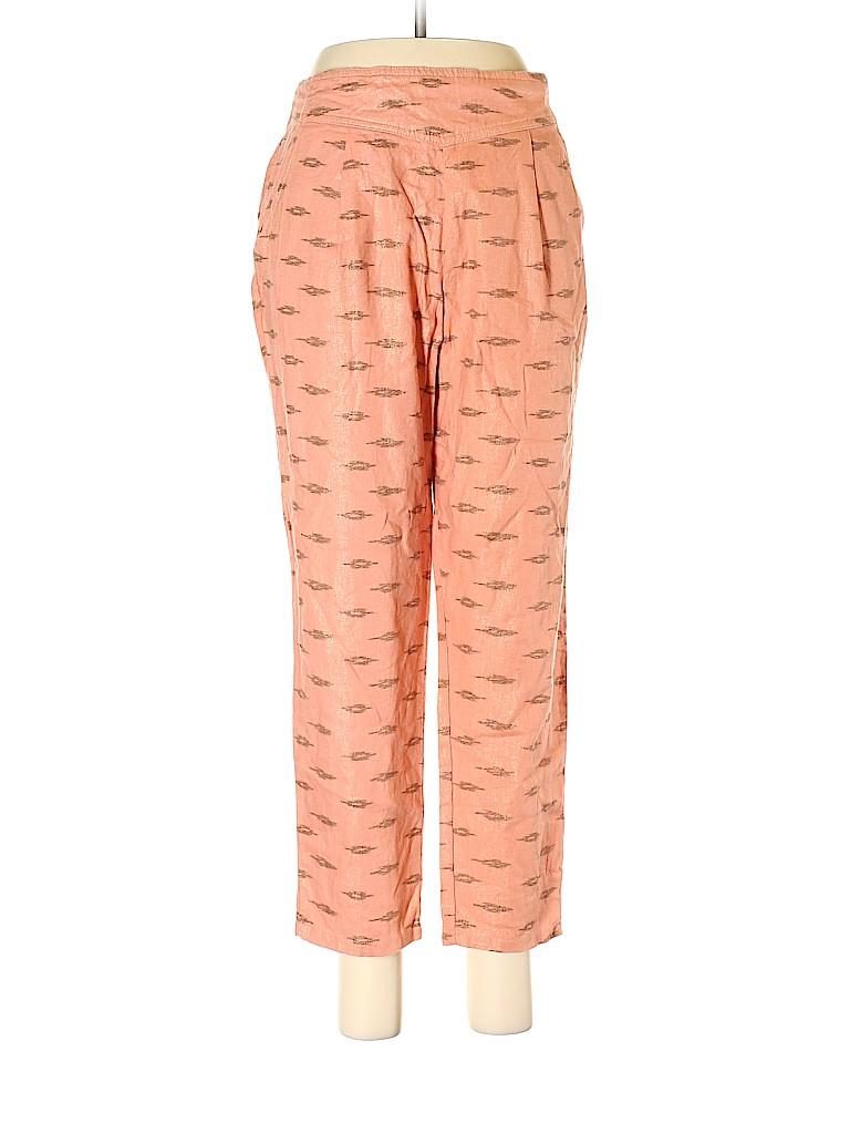 Free People Women Linen Pants Size M