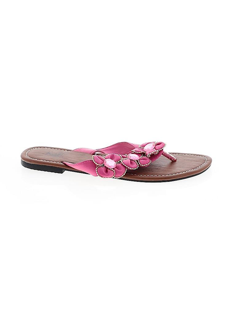 Assorted Brands Women Flip Flops Size 10