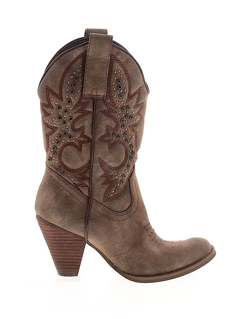 Very Volatile Women Boots Size 6