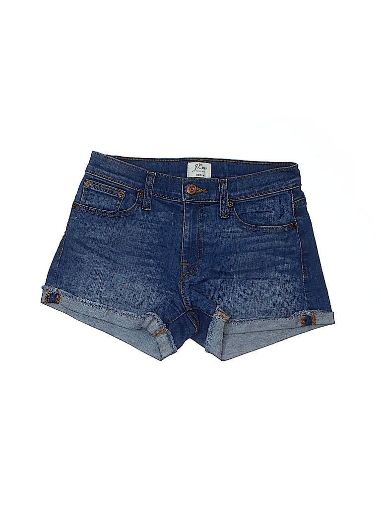J. Crew Women Denim Shorts 24 Waist