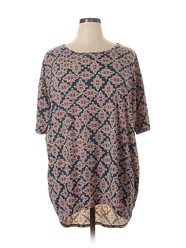 Lularoe Women Short Sleeve Top Size XL