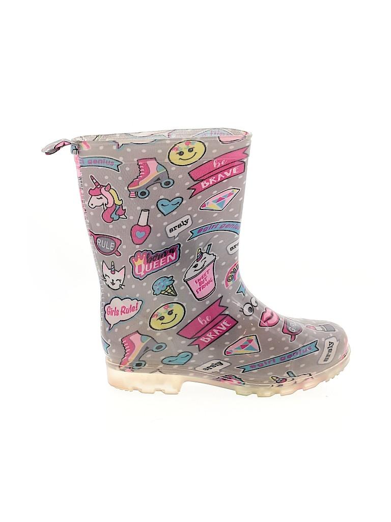 Capelli New York Girls Rain Boots Size 1