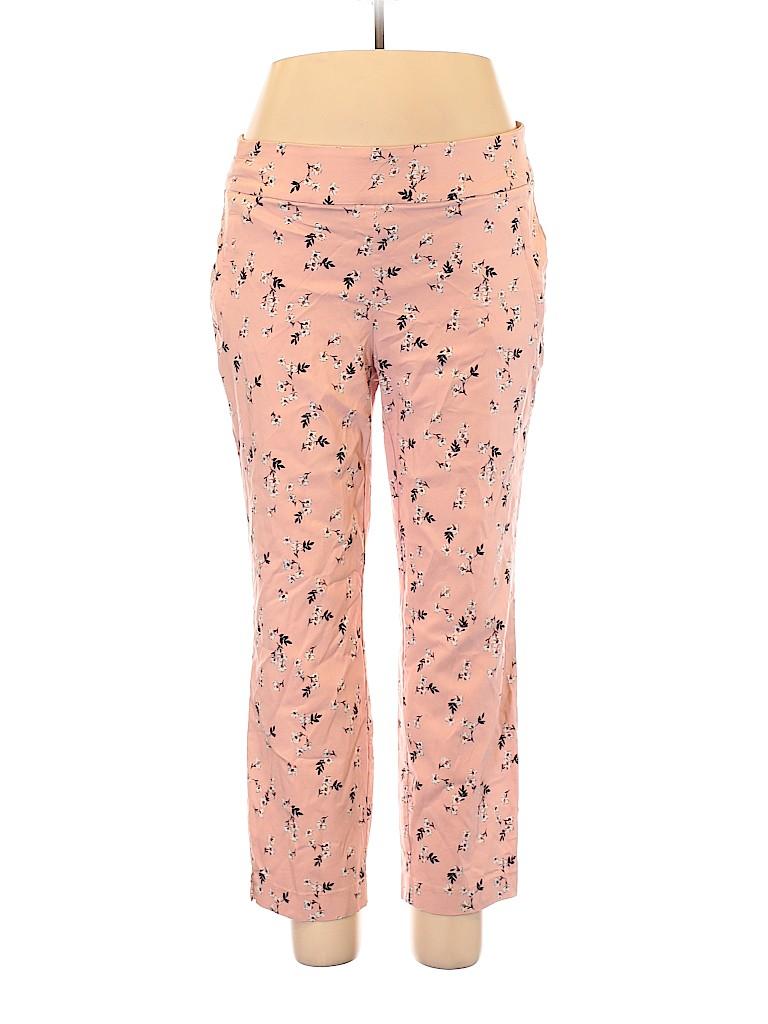 Lane Bryant Women Casual Pants Size 18 (Plus)
