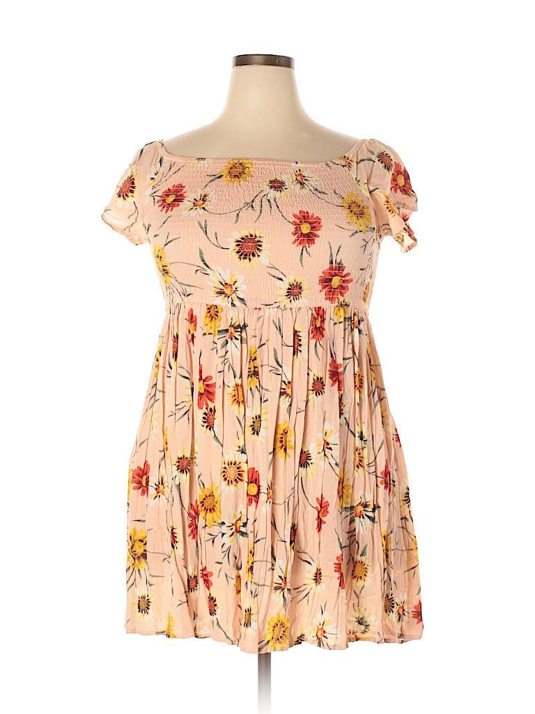 American Rag Cie Women Casual Dress Size XXL