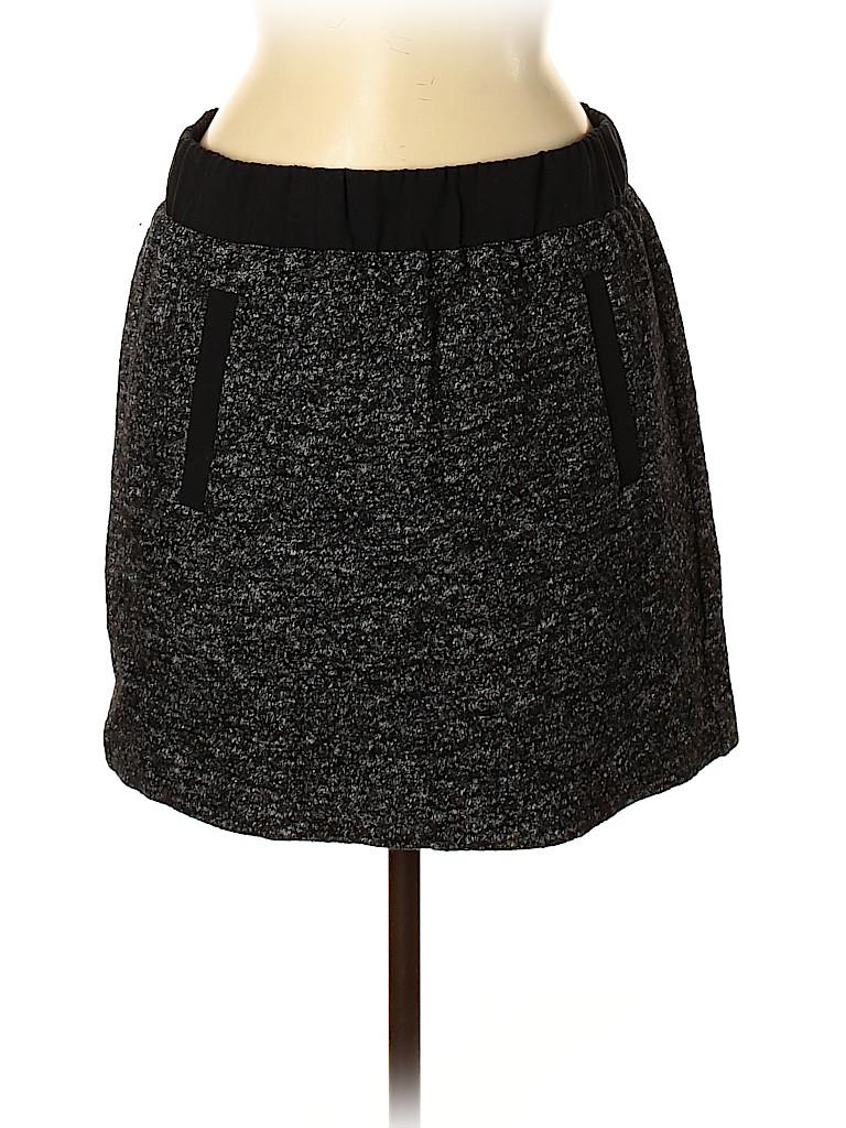Ann Taylor LOFT Women Wool Skirt Size M