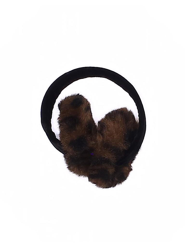 Unbranded Girls Ear Muffs One Size (Kids)
