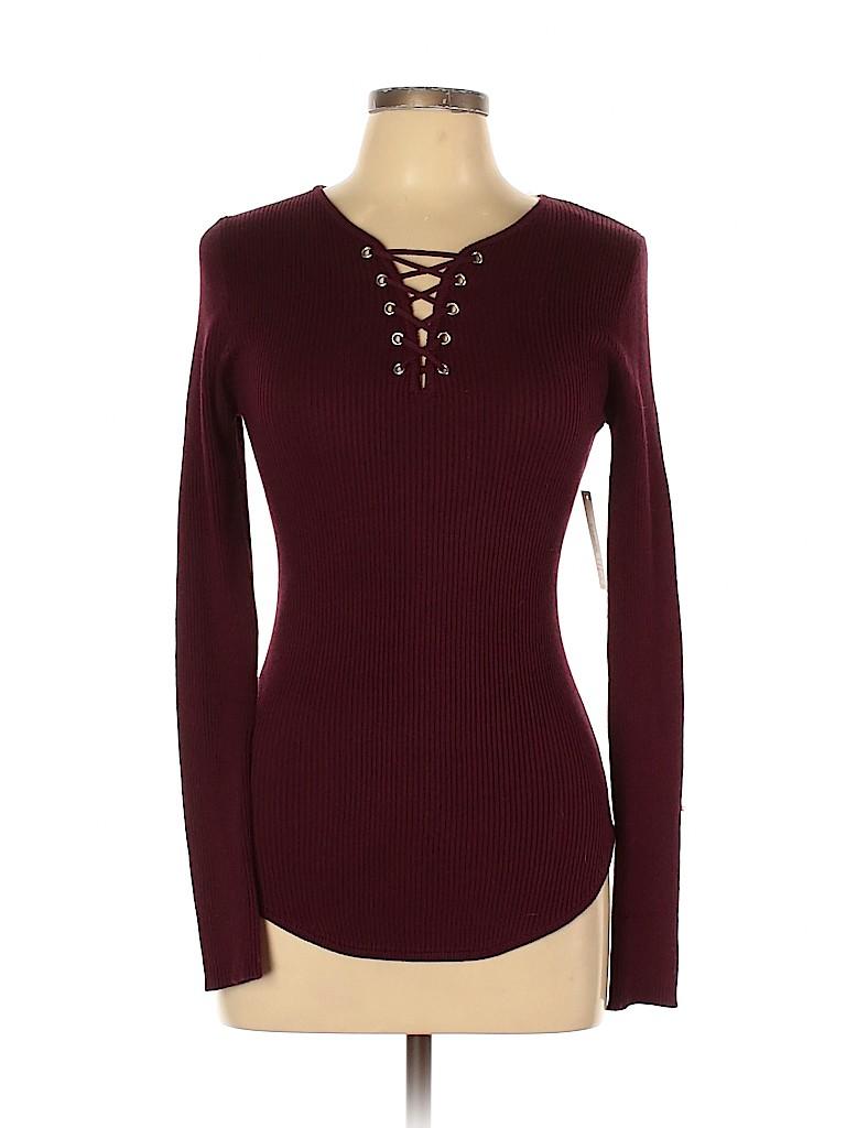 No Boundaries Women Pullover Sweater Size 12