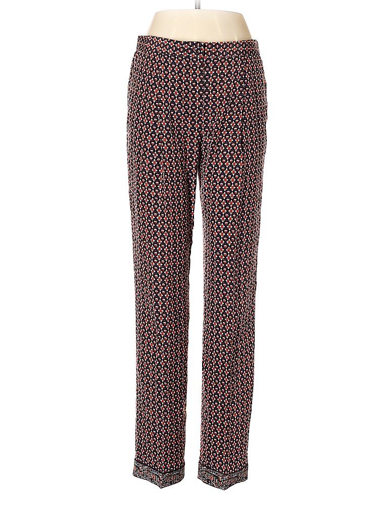 Tory Burch Women Silk Pants Size 2
