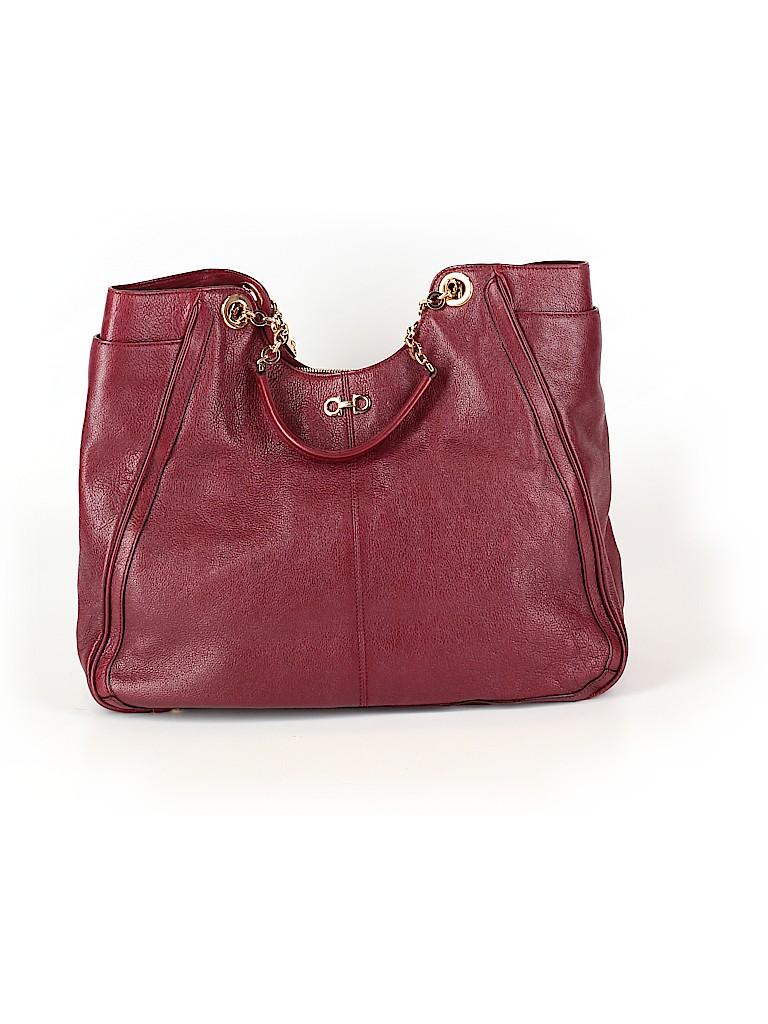 Salvatore Ferragamo Women Leather Tote One Size