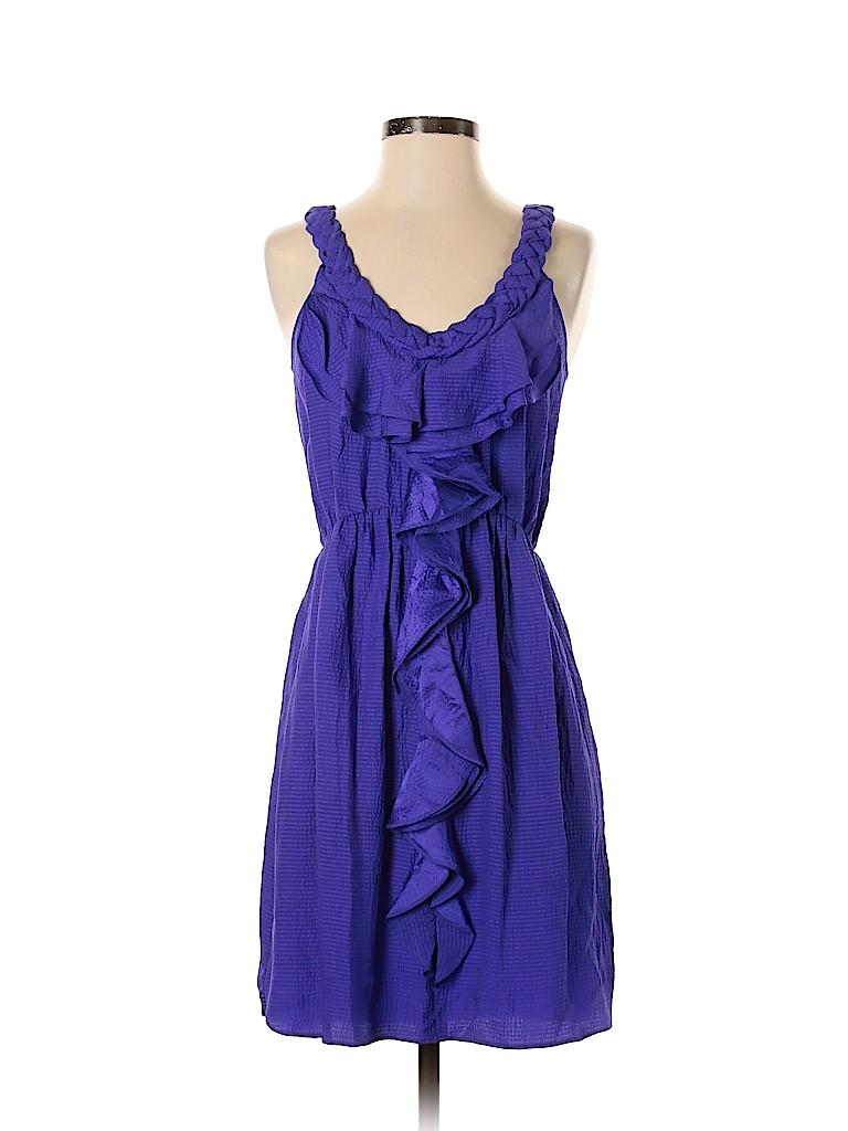 Rebecca Taylor Women Casual Dress Size 2