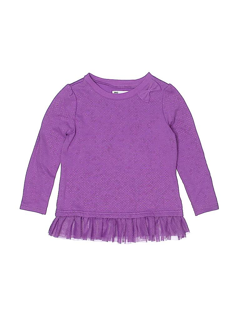 Epic Threads Girls Sweatshirt Size 4