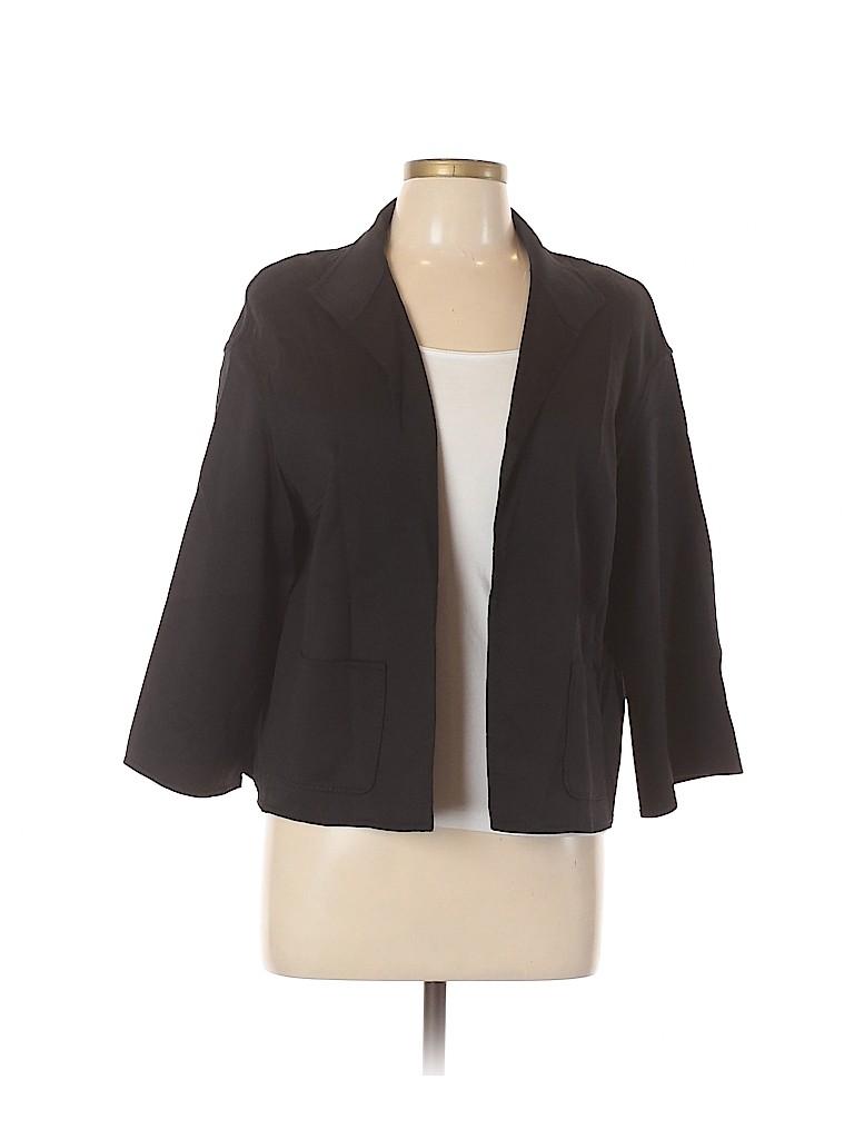 W by Worth Women Wool Cardigan Size L
