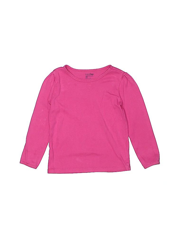 Baby Gap Girls Long Sleeve T-Shirt Size 4