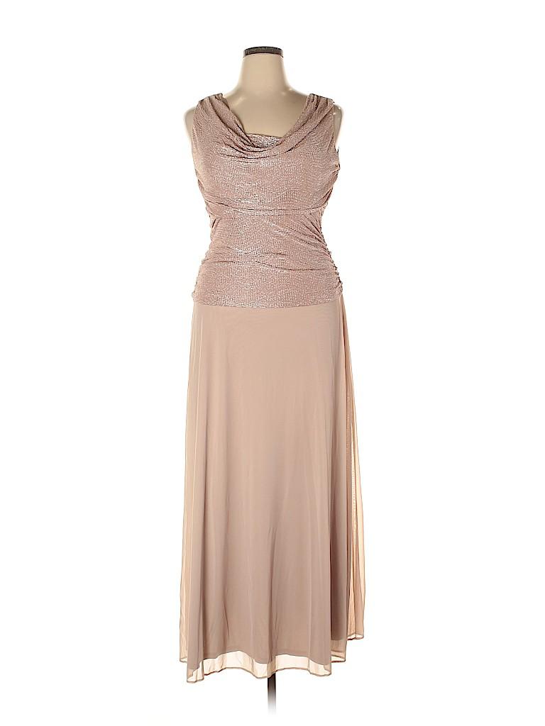 R&M Richards Women Cocktail Dress Size 16