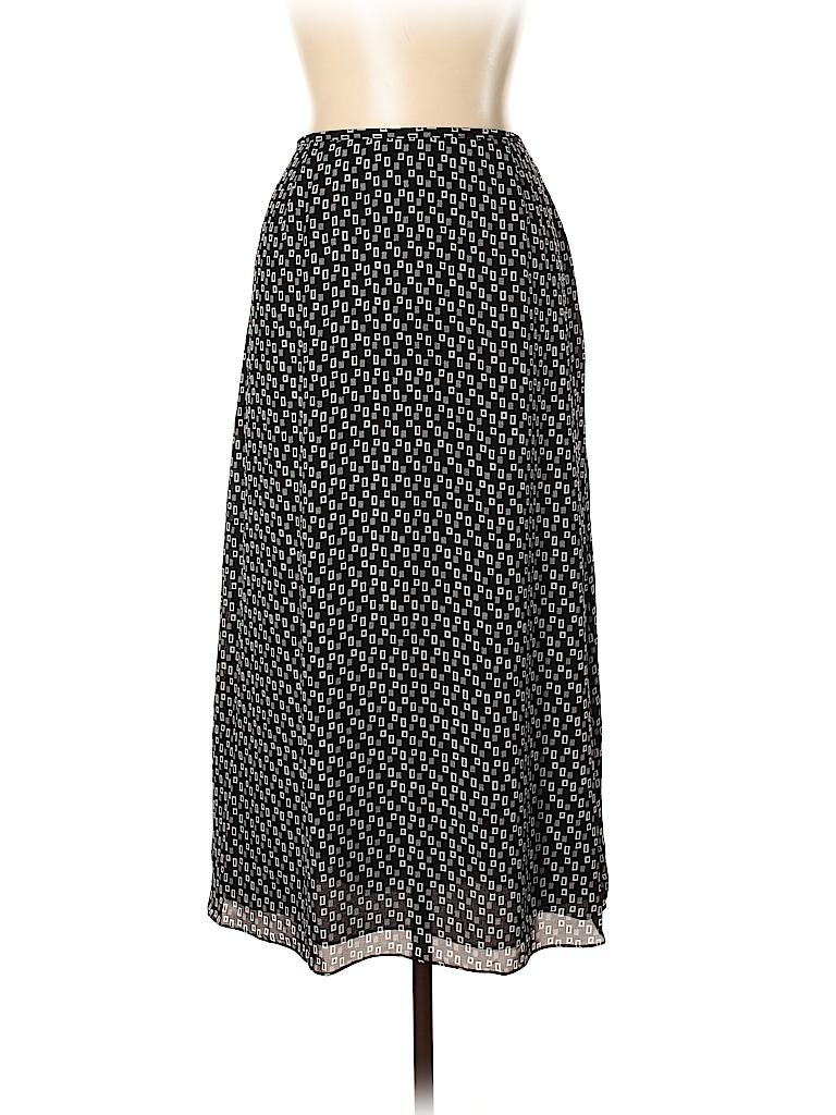 Charter Club Women Silk Skirt Size 14 (Petite)