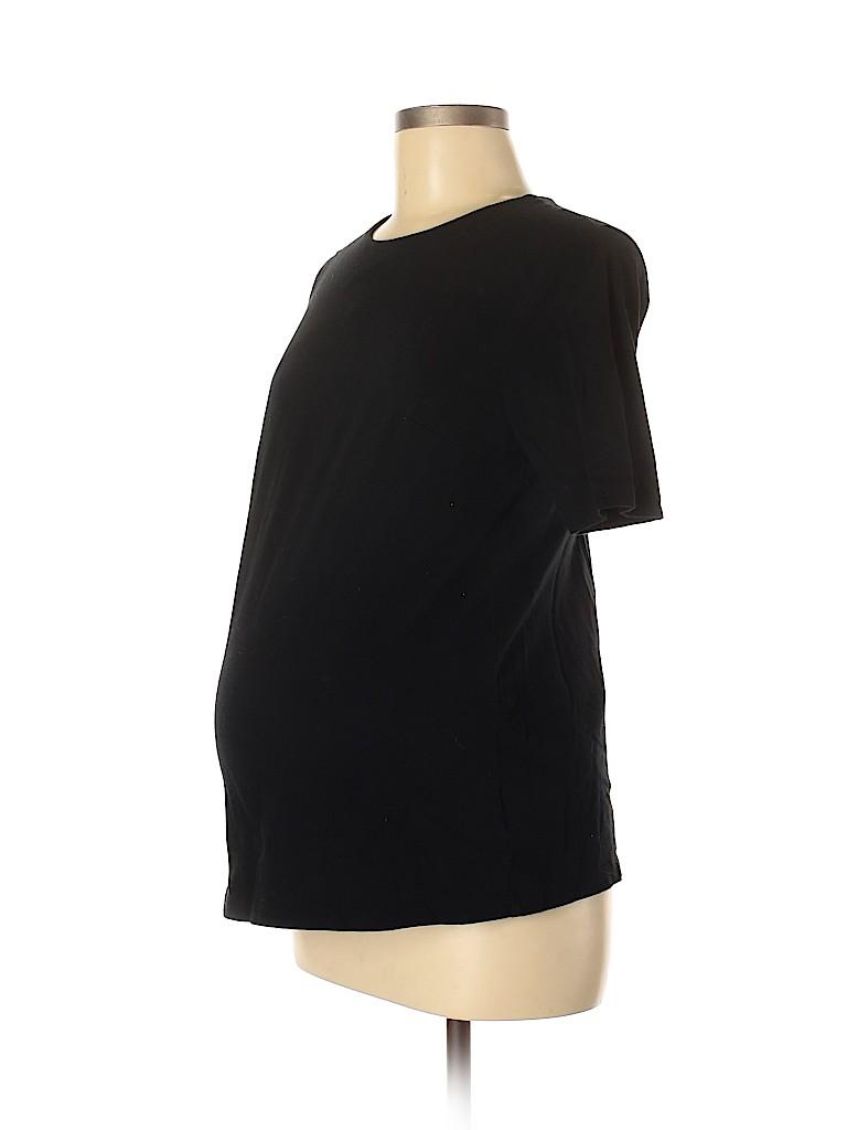 Gap - Maternity Women Short Sleeve T-Shirt Size M (Maternity)