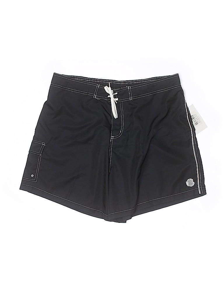 Beach Belle Women Board Shorts Size 1X (Plus)