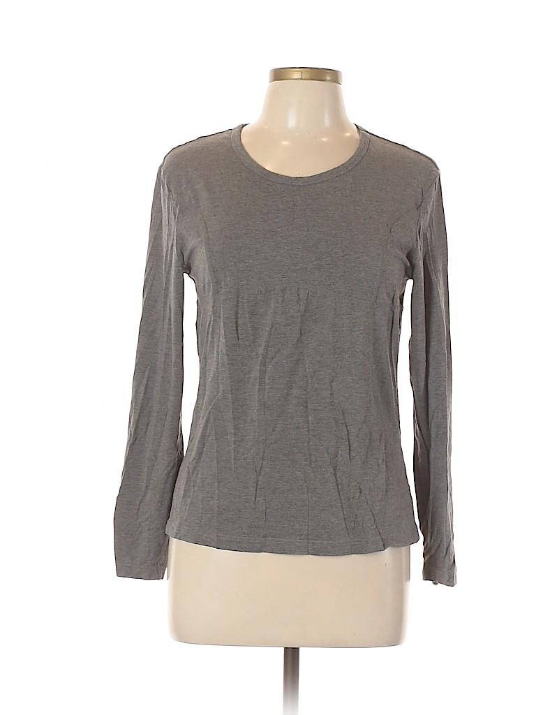 Ekouaer Women Long Sleeve T-Shirt Size XL