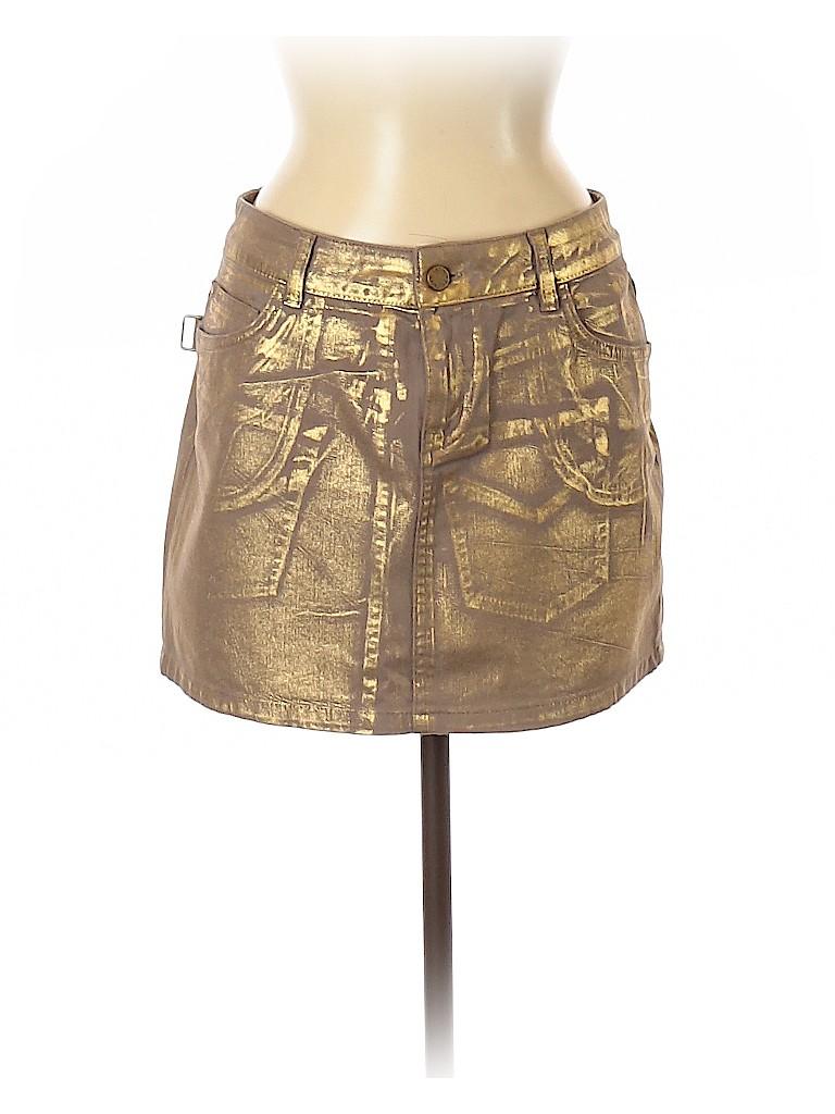 Zadig & Voltaire Women Denim Skirt Size 38 (EU)