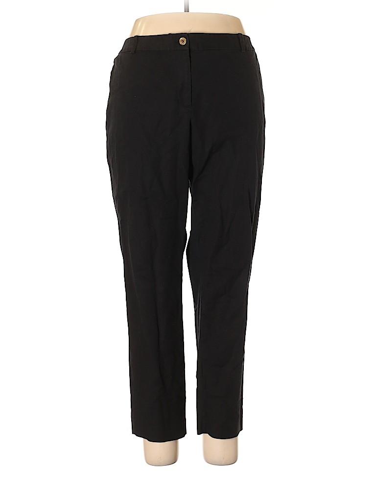 MICHAEL Michael Kors Women Dress Pants Size 20 (Plus)
