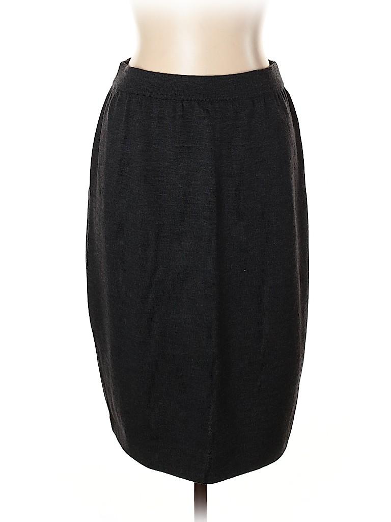 St. John Women Casual Skirt Size 10