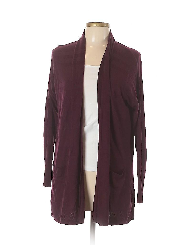 Ava & Viv Women Cardigan Size 0X (Plus)