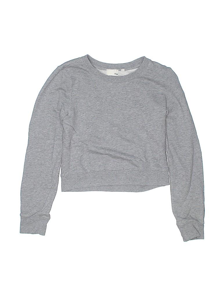 Assorted Brands Girls Sweatshirt Size M (Youth)